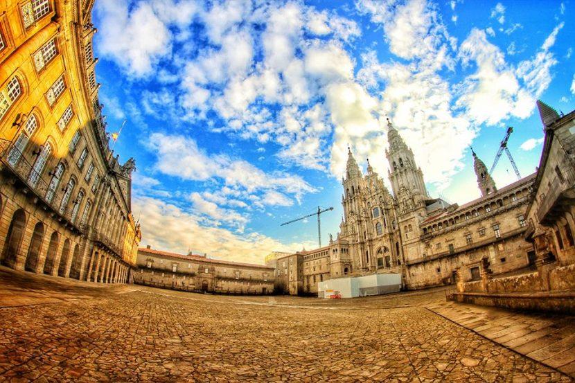 qué visitar en Santiago de Compostela